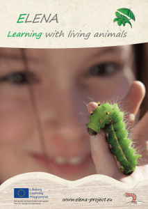 Pročitajte više o članku Learning with living animals – ELENA project