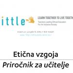 Etična vzgoja Priročnik za učitelje