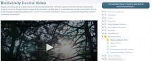 Biodiversity Decline Video