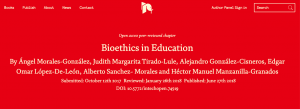 Bioethics in Education