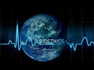 Προβλήματα βιοηθικής: Σχέσεις ιατρικής και φιλοσοφίας